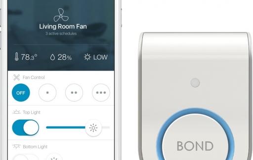 Bond met iPhone-app.