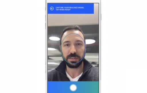 RealFace iPhone-gezichtsherkenning