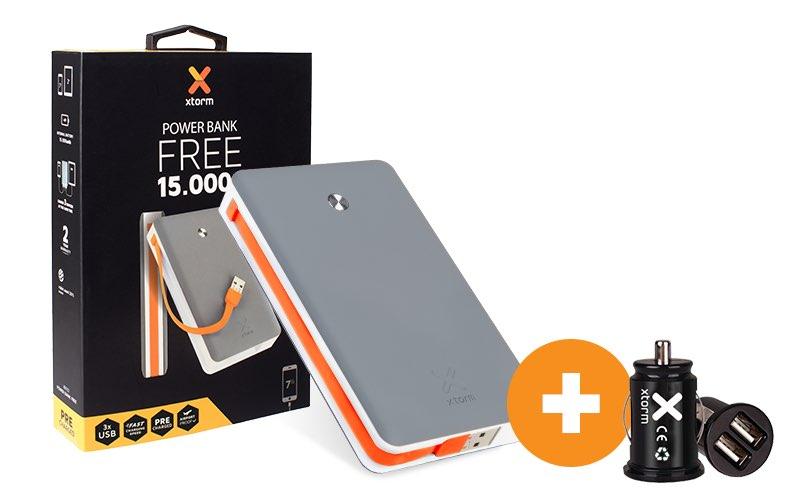 Xtorm XB102 carplug