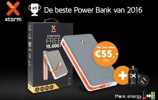 Xtorm XB102 powerbank