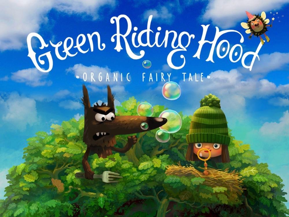 Green Riding Hood.