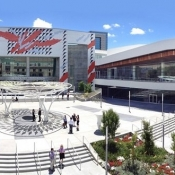 McEnery Convention Center in San Jose.