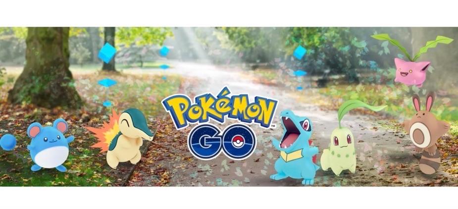 Pokemon Go tweede generatie.