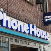 The Phone House-winkel.