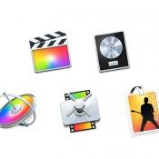 Final Cut Pro X, Logic Pro X, Motion, Compressor, MainStage in bundel voor onderwijs.