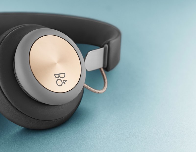 Beoplay H4 detail