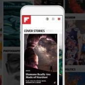 Flipboard 4.0 biedt Smart Magazines, die constant verversen