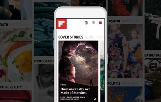 Flipboard Smart Magazines