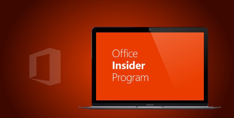Office Insider voor Mac