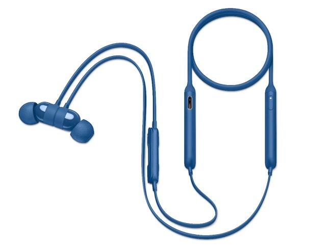 BeatsX oordopjes blauw