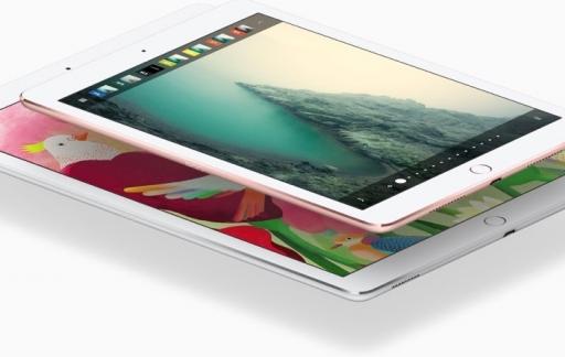 iPad Pro formaten.