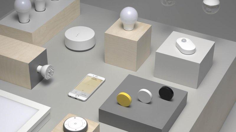 ikea tr dfri lampen met app vanaf april 2017 in nederland. Black Bedroom Furniture Sets. Home Design Ideas
