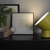 IKEA slimme verlichting TRÅDFRI, lamp op kastje