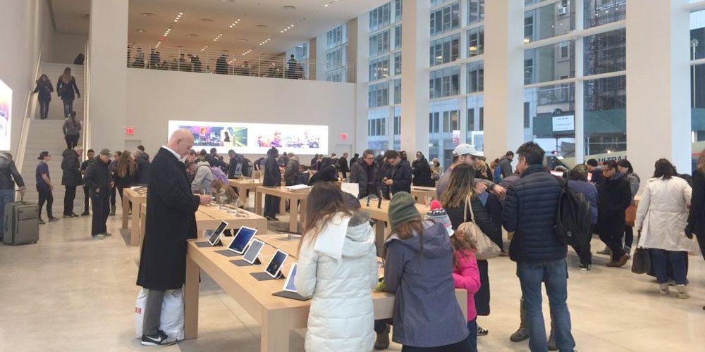 Apple Store, voormalig FAO Schwarz