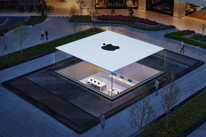 Buitenlandse iPhone kopen bij Apple Store Turkije