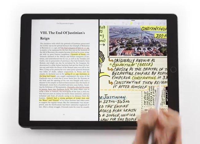 iPad Pro reclamespot