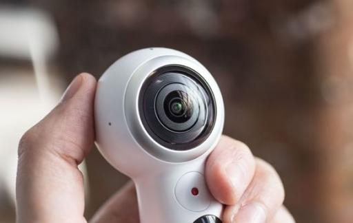 Samsung Gear 360 werkt met iPhone