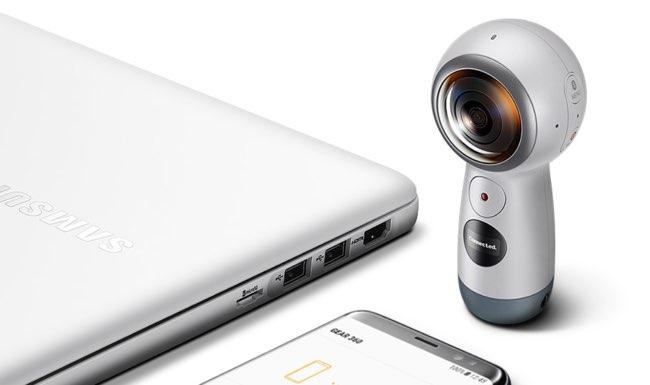 Samsung Gear 360 streamt niet via iPhones