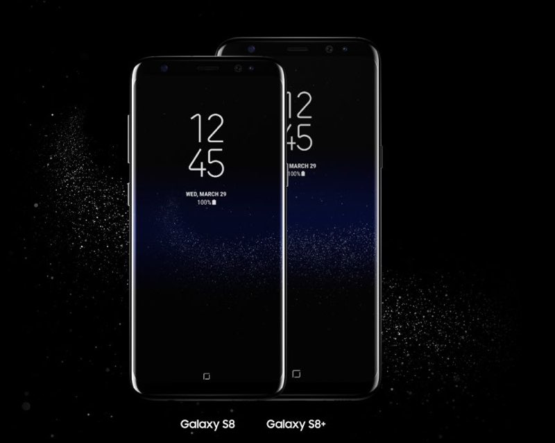 Galaxy Wallpaper Iphone 7 Plus: IPhone 7 Vs Galaxy S8: Dit Zijn De Belangrijkste Verschillen