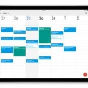 Google Agenda voor iPad