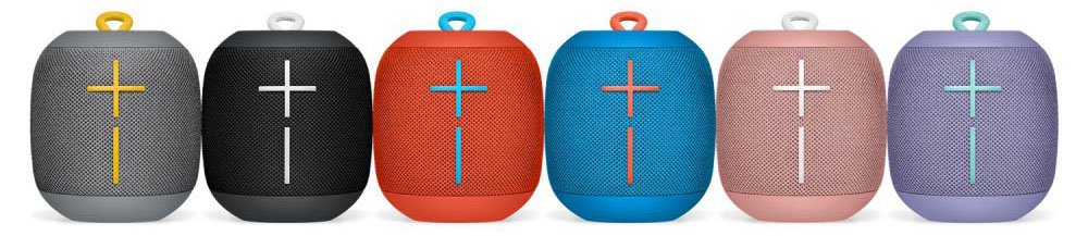 Ultimate Ears Wonderboom kleuren
