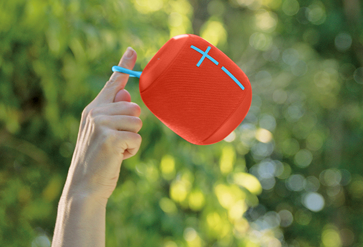 Wonderboom Bluetooth-speaker heeft handige lus