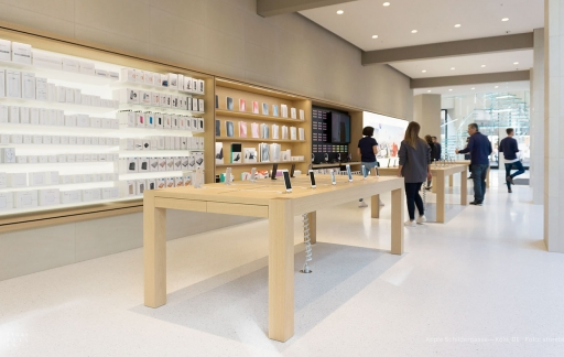 Apple Store Keulen: accessoires