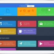 Workflow op iPad