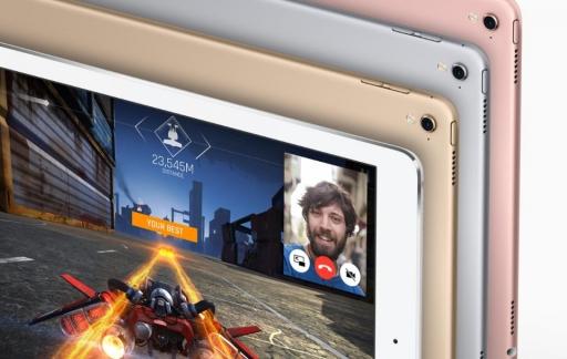iPad Pro kleuren