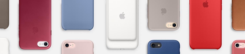 iPhone-accessoires hoesjes.
