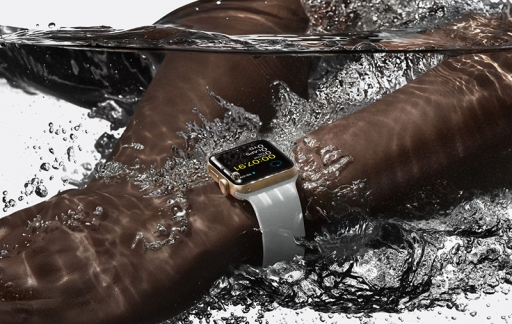 Apple Watch zwemmen, voorjaar 2017
