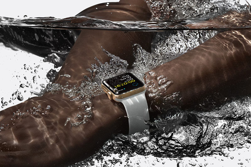 Apple Watch zwemmen, voorjaar 2017