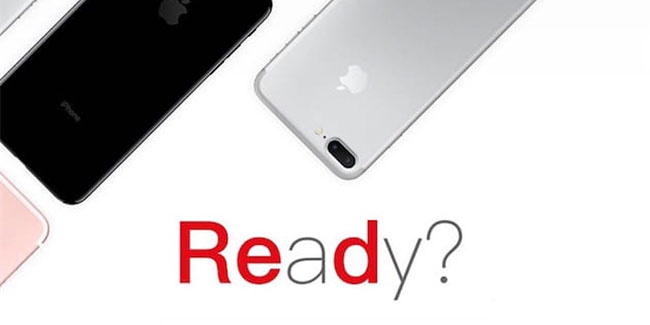 Ready rode iPhone