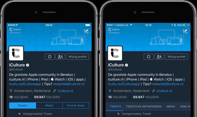 Twitter tweets en antwoorden