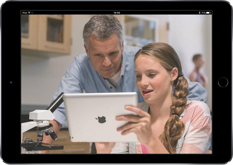 Apple Teacher-programma