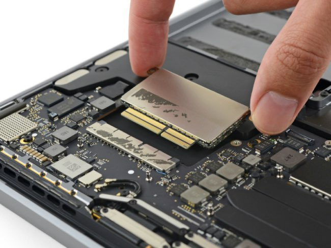 MacBook Pro 2016 SSD upgrade