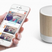Withings Home Plus camera met iPhone-app