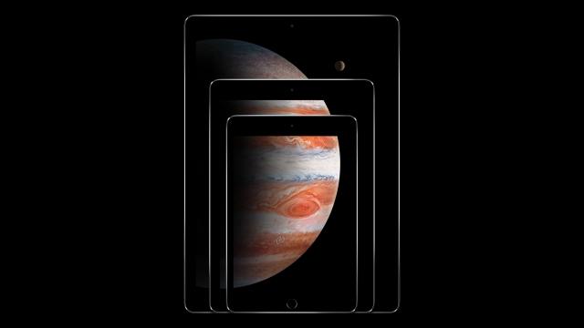 iPads nieuw
