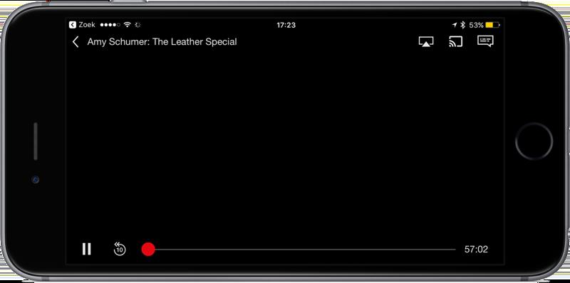 Netflix ondertitels taal aanpassen