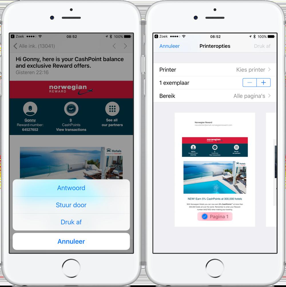 PDF omzetten in iOS