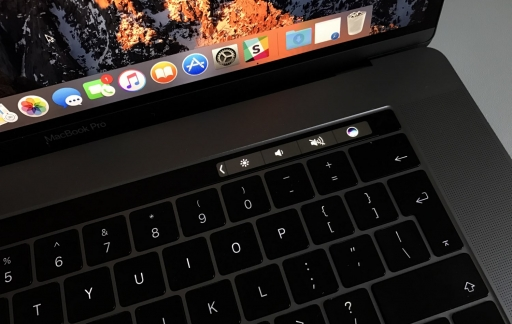MacBook Pro review Touch Bar
