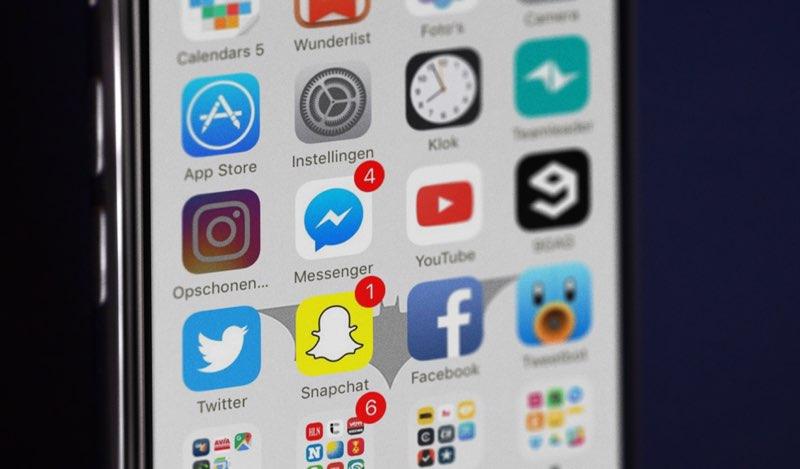 Opschonen van apps