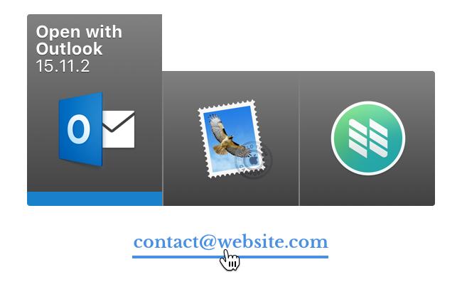 Bumpr emailclient