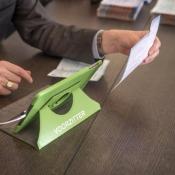 Stembureaus gaan verkiezingsopkomst tellen met speciale iPad-app
