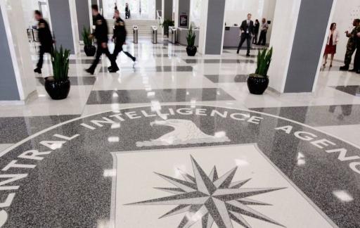 Wikileaks CIA hoofdkwartier