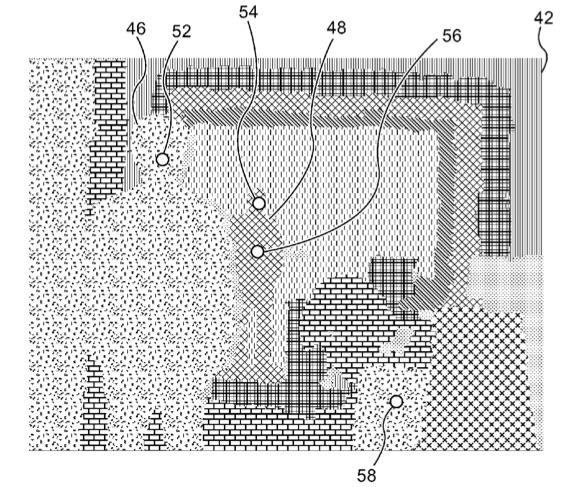 Apple patent met gezichtsherkenning en diepte.