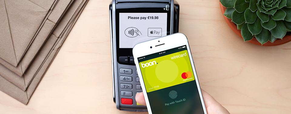 Apple Pay Ierland