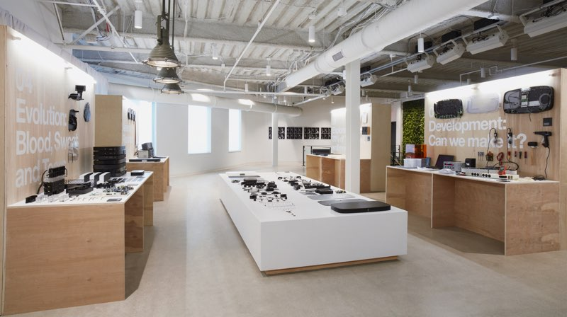 Sonos PLAYBASE lab