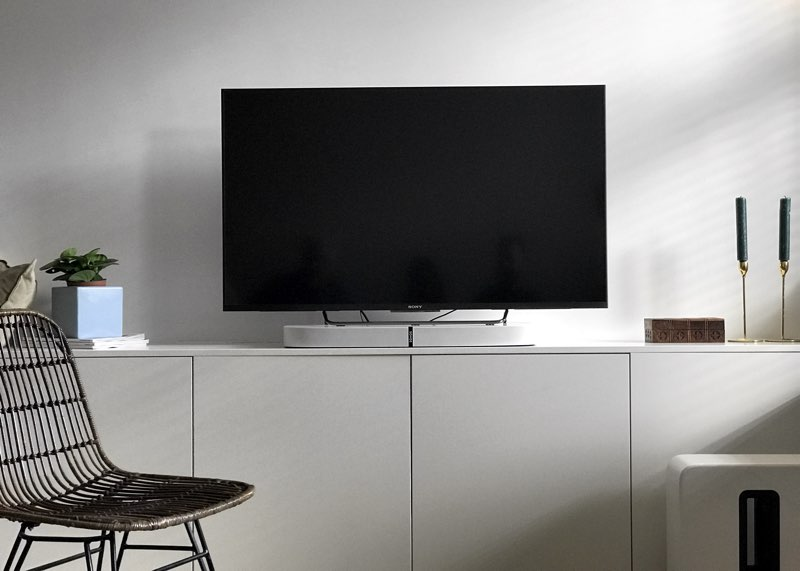 Review: Sonos Playbase, de compacte speaker voor onder je tv