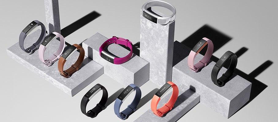 Fitbit Alta HR kleuren